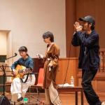 【イベントレポ】七尾旅人さんとともに、悲しみと希望に想いを馳せる芸術祭-LIFE SONGS-