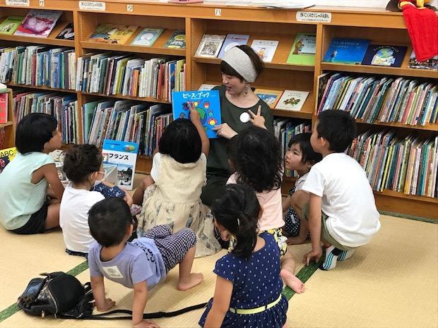 英語の子ども向けイベント