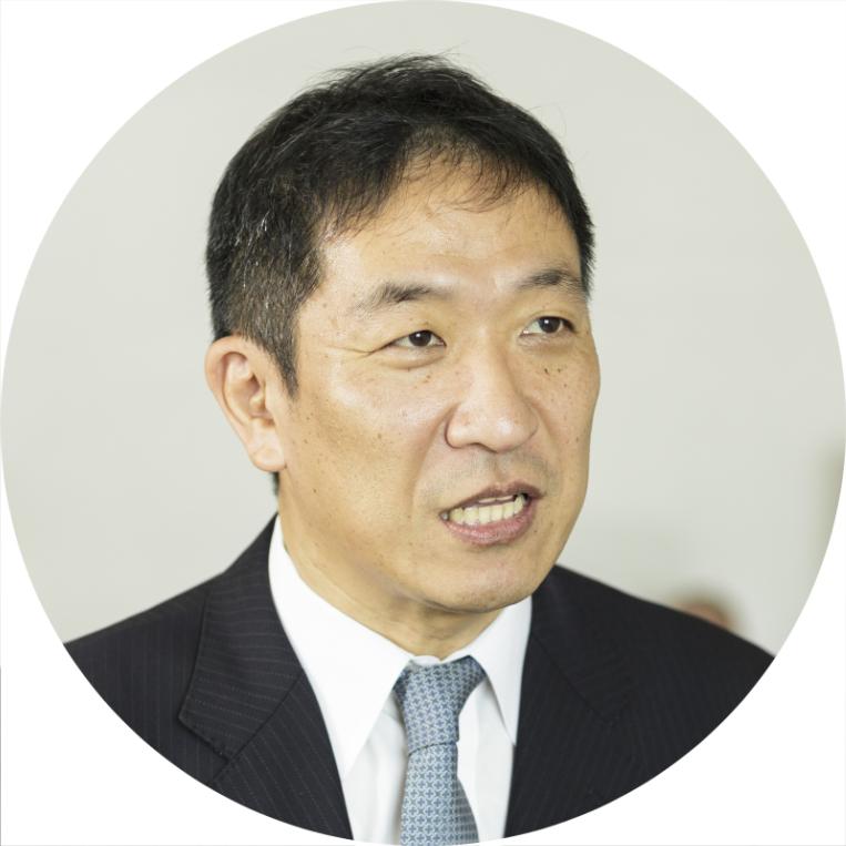 川本恭央さんの写真